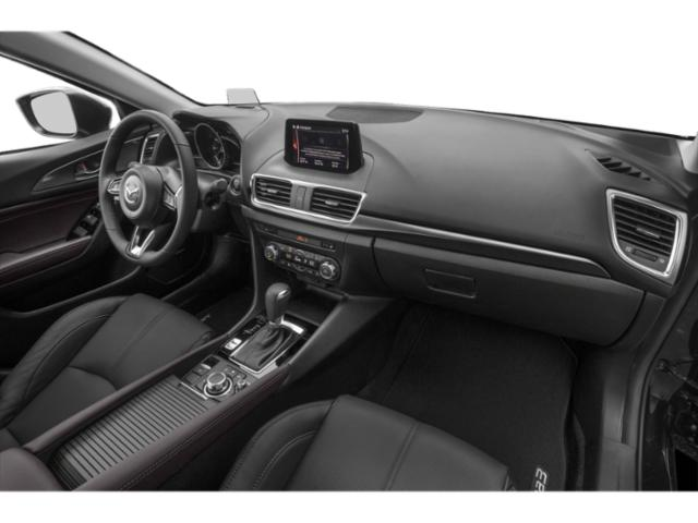 2018 Mazda Mazda3 5-Door Base Price Touring Manual Pricing passenger's dashboard