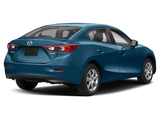 2018 Mazda Mazda3 5-Door Base Price Touring Manual Pricing side rear view