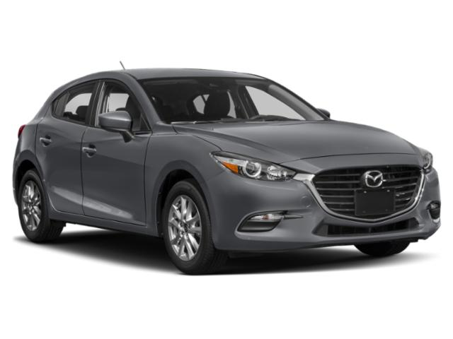 2018 Mazda Mazda3 5-Door Base Price Touring Manual Pricing side front view