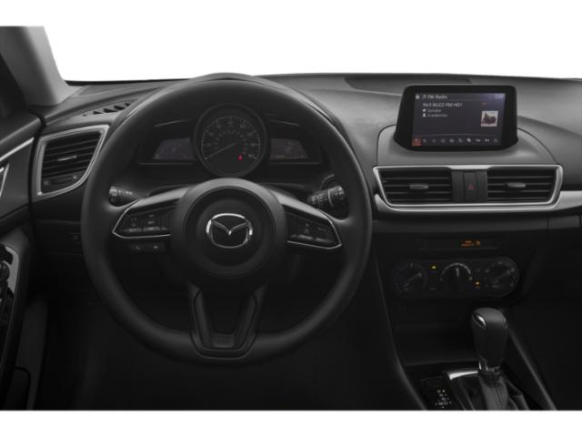 2018 Mazda Mazda3 5-Door Base Price Touring Manual Pricing driver's dashboard