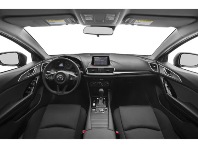 2018 Mazda Mazda3 5-Door Base Price Touring Manual Pricing full dashboard