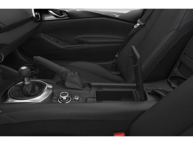 2018 Mazda MX-5 Miata RF Prices and Values Conv 2D Club Retractable Fastback I4 center storage console