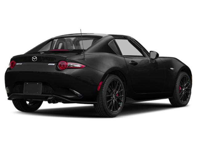 2018 Mazda MX-5 Miata RF Prices and Values Conv 2D Club Retractable Fastback I4 side rear view