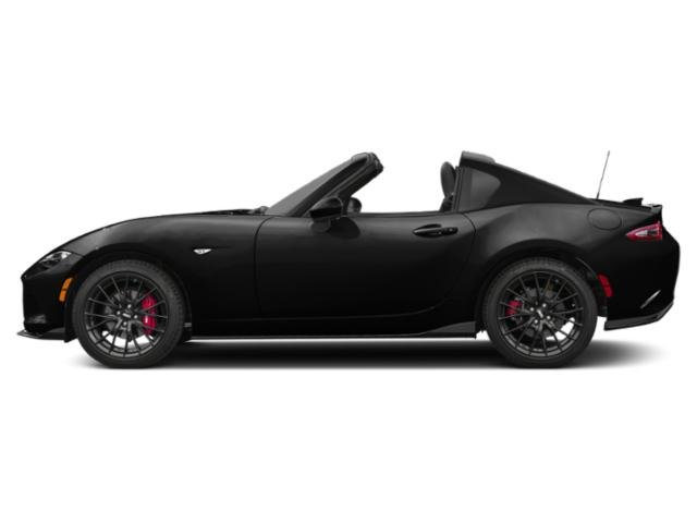 2018 Mazda MX-5 Miata RF Prices and Values Conv 2D Club Retractable Fastback I4 side view
