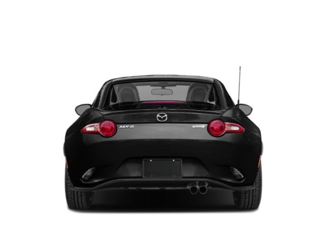 2018 Mazda MX-5 Miata RF Prices and Values Conv 2D Club Retractable Fastback I4 rear view