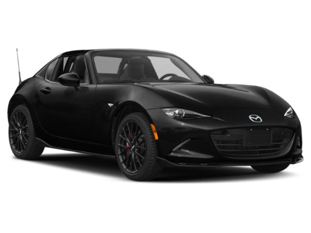 2018 Mazda MX-5 Miata RF Prices and Values Conv 2D Club Retractable Fastback I4 side front view