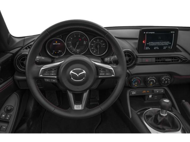 2018 Mazda MX-5 Miata RF Prices and Values Conv 2D Club Retractable Fastback I4 driver's dashboard