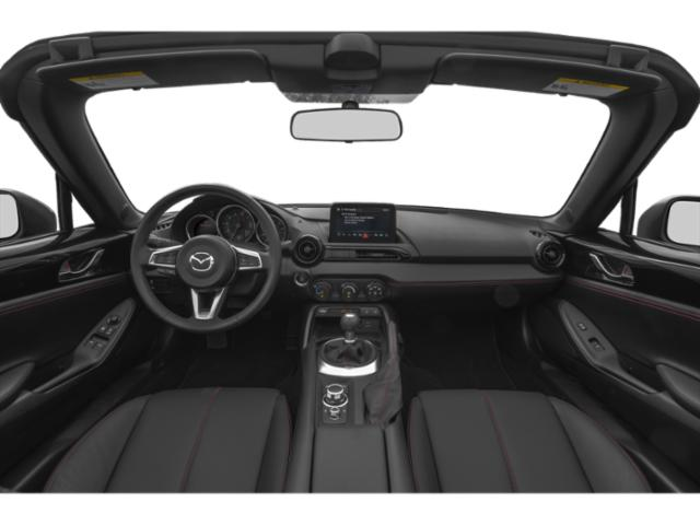 2018 Mazda MX-5 Miata RF Prices and Values Conv 2D Club Retractable Fastback I4 full dashboard