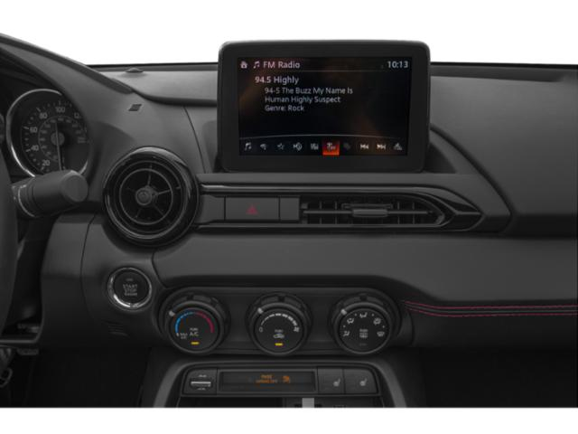 2018 Mazda MX-5 Miata RF Prices and Values Conv 2D Club Retractable Fastback I4 stereo system