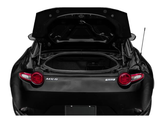 2018 Mazda MX-5 Miata RF Prices and Values Conv 2D Club Retractable Fastback I4 open trunk
