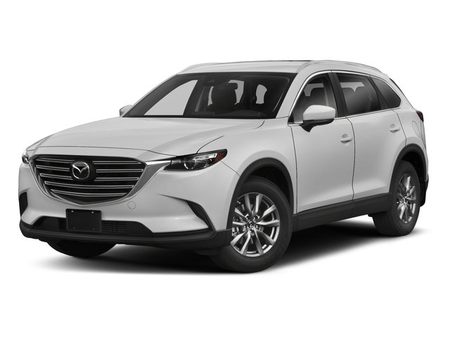 2018 Mazda CX-9 Base Price Sport FWD Pricing side front view
