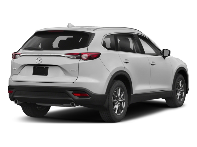 2018 Mazda CX-9 Pictures CX-9 Sport FWD photos side rear view