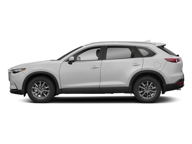 2018 Mazda CX-9 Pictures CX-9 Sport FWD photos side view