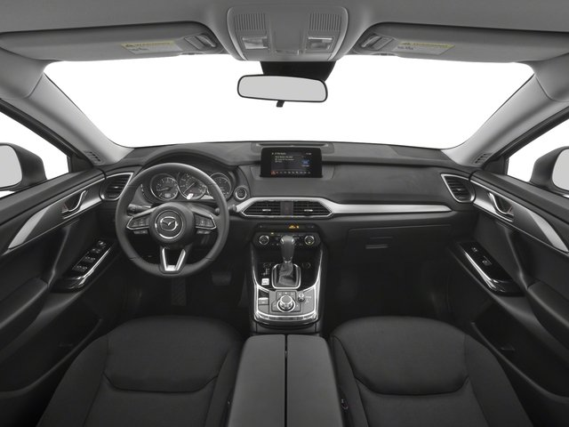 2018 Mazda CX-9 Pictures CX-9 Sport FWD photos full dashboard