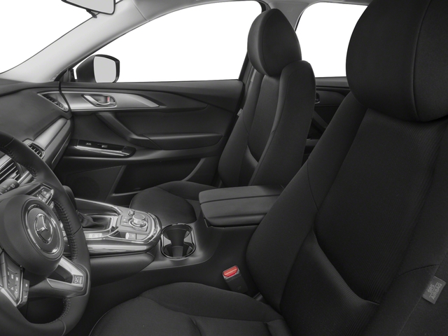 2018 Mazda CX-9 Base Price Sport FWD Pricing front seat interior