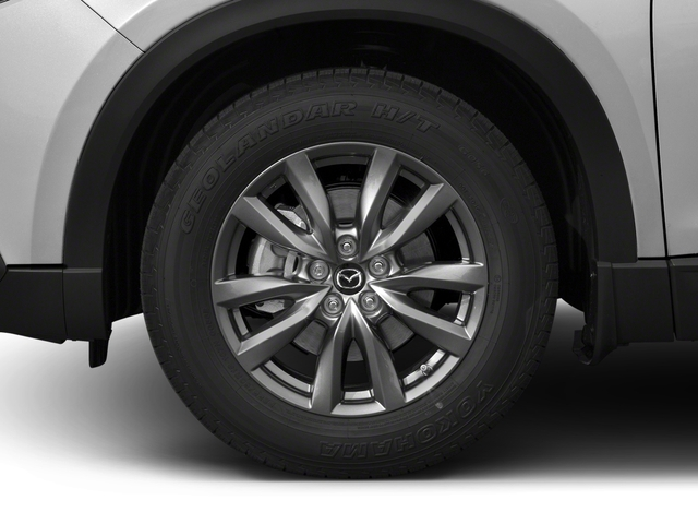 2018 Mazda CX-9 Pictures CX-9 Utility 4D Sport 2WD I4 photos wheel