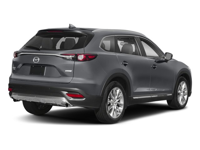 2018 Mazda CX-9 Base Price Grand Touring FWD Pricing side rear view