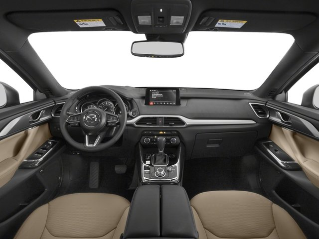 2018 Mazda CX-9 Base Price Grand Touring FWD Pricing full dashboard