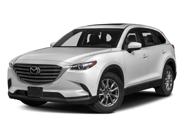 2018 Mazda CX-9 Prices and Values Utility 4D Touring 2WD I4 side front view