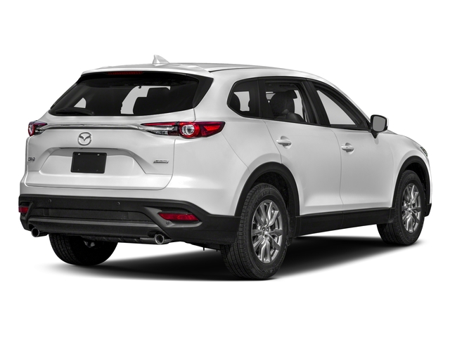 2018 Mazda CX-9 Prices and Values Utility 4D Touring 2WD I4 side rear view
