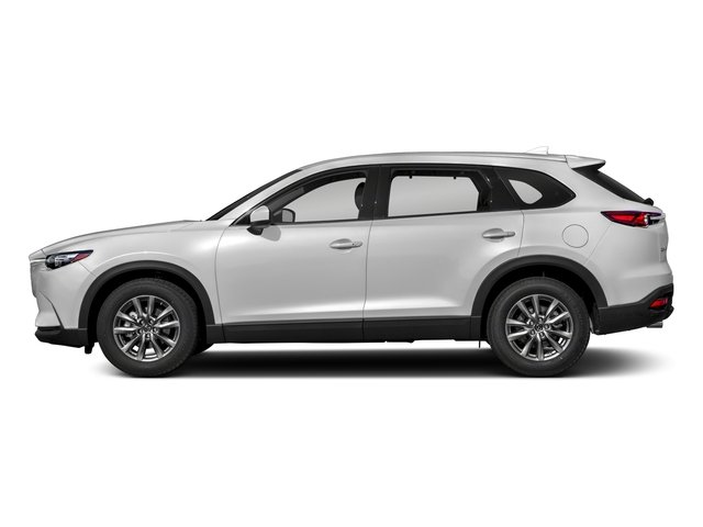 2018 Mazda CX-9 Prices and Values Utility 4D Touring 2WD I4 side view