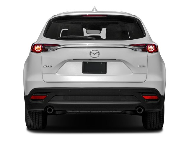 2018 Mazda CX-9 Prices and Values Utility 4D Touring 2WD I4 rear view