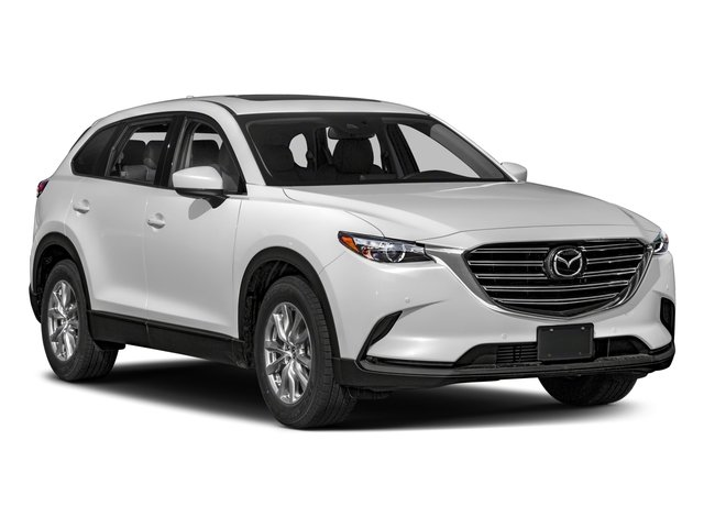 2018 Mazda CX-9 Pictures CX-9 Touring AWD photos side front view