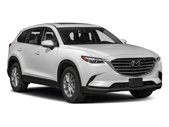2018 Mazda CX-9 Prices and Values Utility 4D Touring AWD I4 side front view