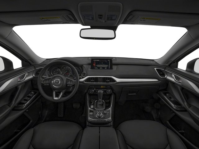 2018 Mazda CX-9 Pictures CX-9 Touring AWD photos full dashboard