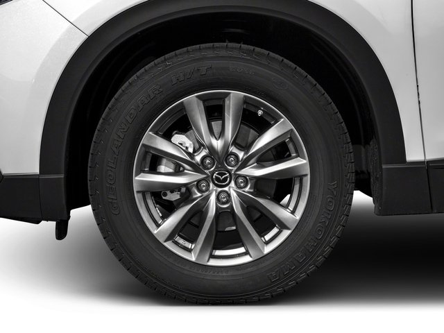 2018 Mazda CX-9 Prices and Values Utility 4D Touring 2WD I4 wheel