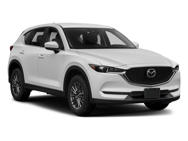 2018 Mazda CX-5 Base Price Sport AWD Pricing side front view