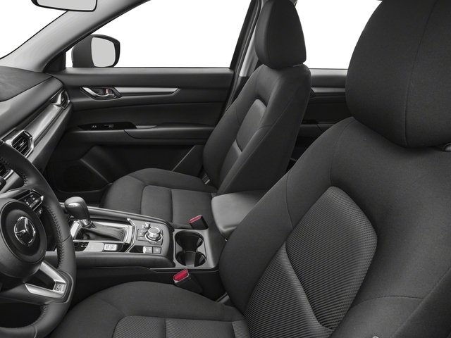 2018 Mazda CX-5 Base Price Sport FWD Pricing front seat interior