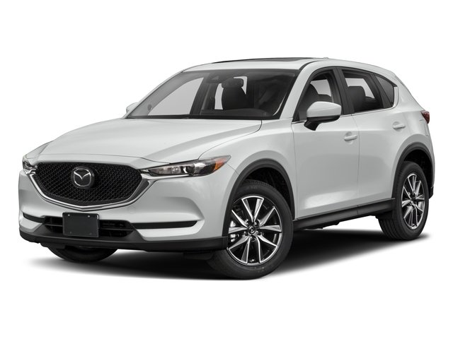 2018 Mazda CX-5 Base Price Touring FWD Pricing side front view