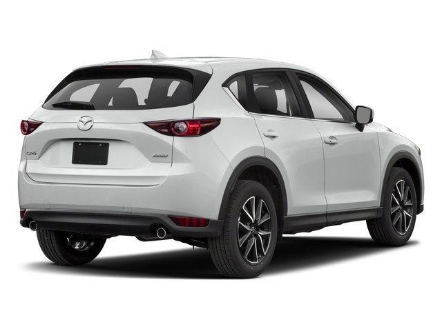 2018 Mazda CX-5 Base Price Touring FWD Pricing side rear view
