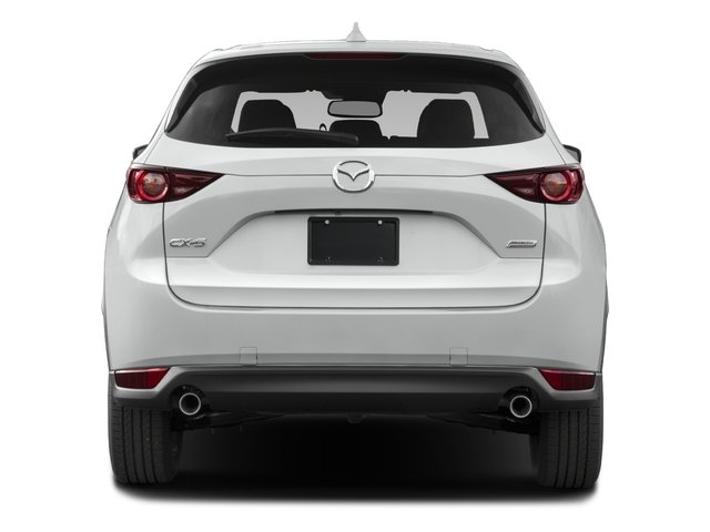 2018 Mazda CX-5 Base Price Touring FWD Pricing rear view