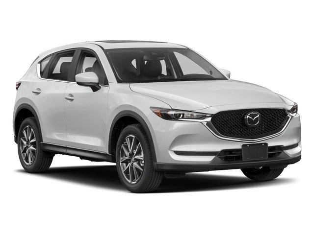 2018 Mazda CX-5 Prices and Values Utility 4D Touring 2WD I4 side front view