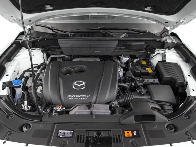 2018 Mazda CX-5 Base Price Touring FWD Pricing engine