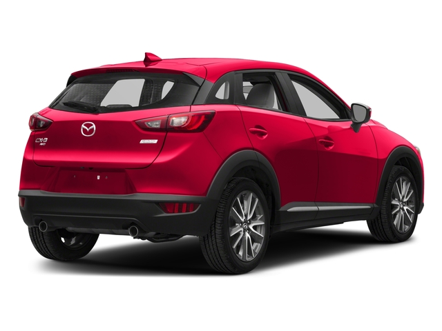 2018 Mazda CX-3 Base Price Grand Touring AWD Pricing side rear view