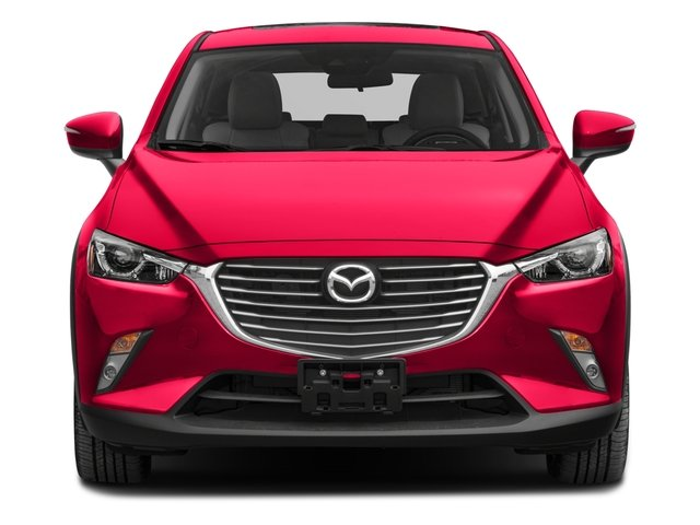 2018 Mazda CX-3 Base Price Grand Touring AWD Pricing front view