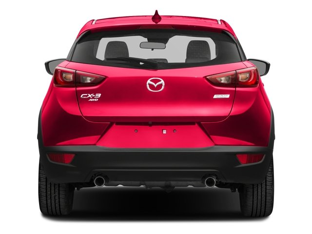 2018 Mazda CX-3 Base Price Grand Touring AWD Pricing rear view