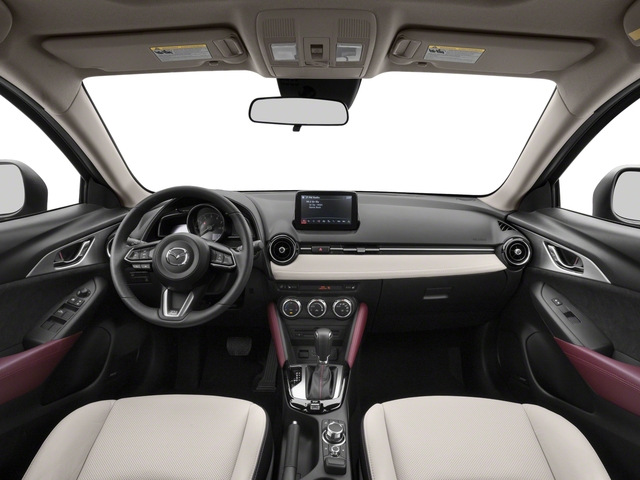 2018 Mazda CX-3 Base Price Grand Touring AWD Pricing full dashboard