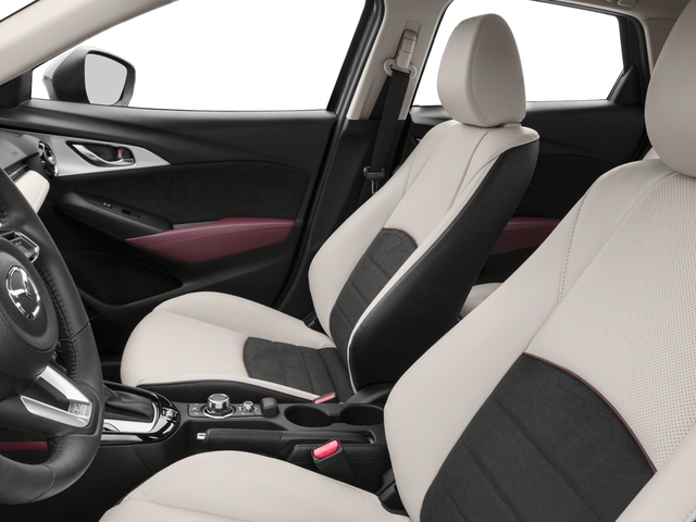 2018 Mazda CX-3 Base Price Grand Touring AWD Pricing front seat interior