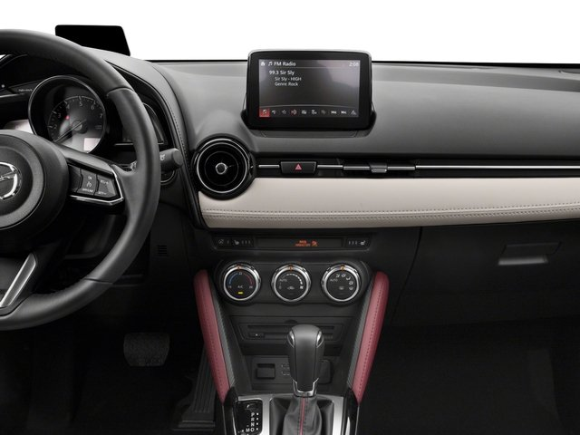 2018 Mazda CX-3 Base Price Grand Touring AWD Pricing stereo system