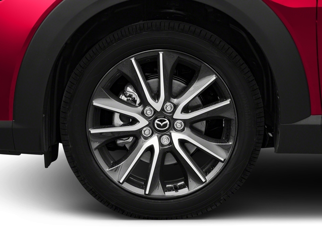 2018 Mazda CX-3 Base Price Grand Touring AWD Pricing wheel