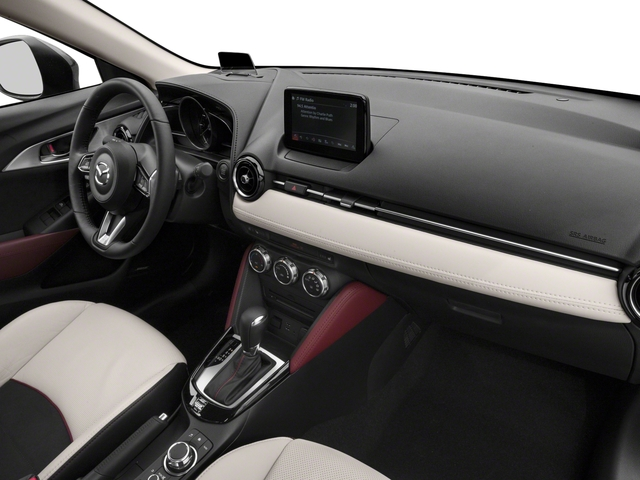2018 Mazda CX-3 Base Price Grand Touring AWD Pricing passenger's dashboard