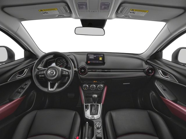 2018 Mazda CX-3 Pictures CX-3 Touring FWD photos full dashboard