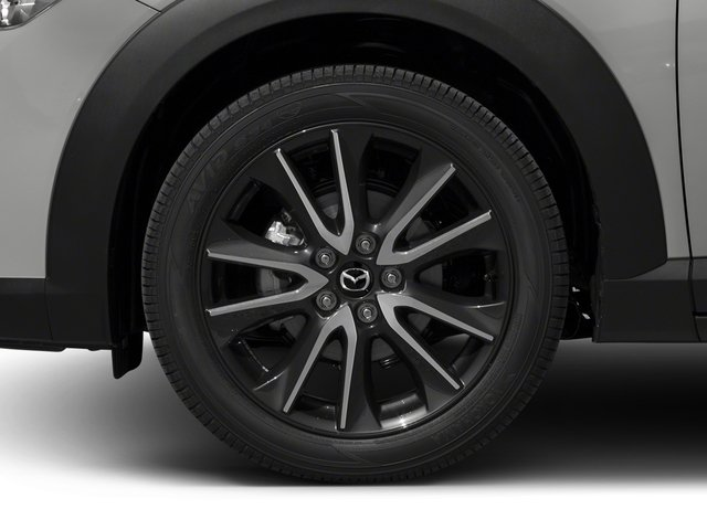 2018 Mazda CX-3 Pictures CX-3 Touring FWD photos wheel