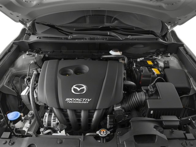 2018 Mazda CX-3 Pictures CX-3 Touring FWD photos engine
