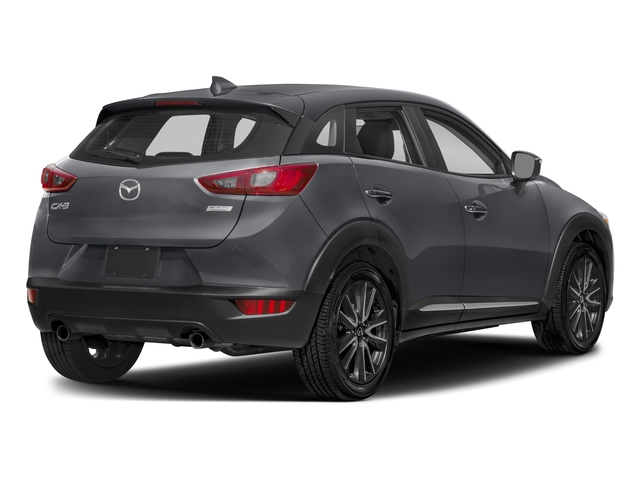 2018 Mazda CX-3 Base Price Grand Touring FWD Pricing side rear view