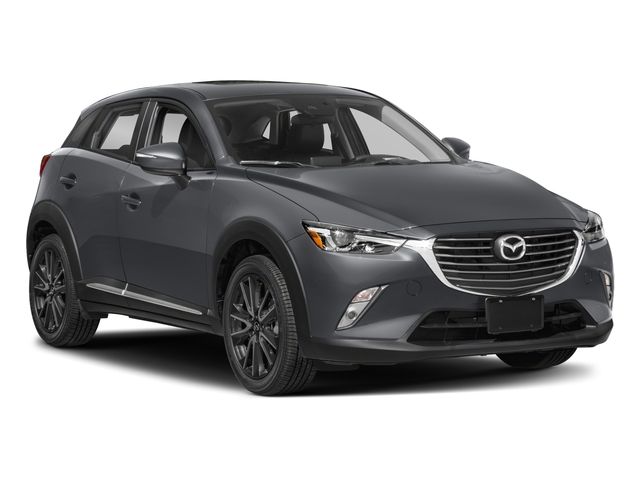 2018 Mazda CX-3 Base Price Grand Touring FWD Pricing side front view